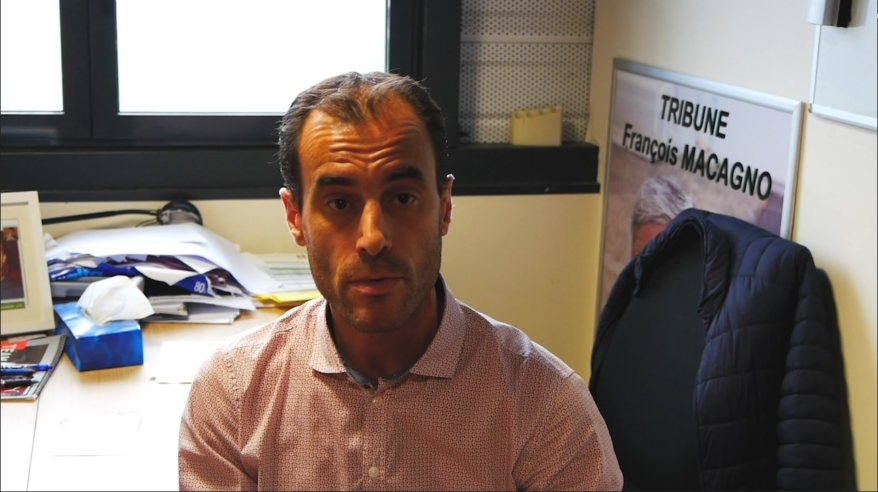 Yann Fayollat (AC Seyssinet) : «Une réaction intéressante»