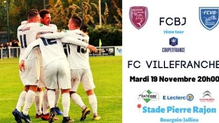 Le match du FC Bourgoin-Jallieu en coupe de France aura lieu mardi