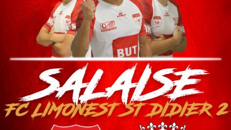 William Marimoutou (FC Salaise) : «On a retrouvé certaines valeurs»