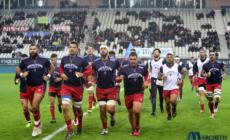 Béziers : le XV de départ contre le FCG