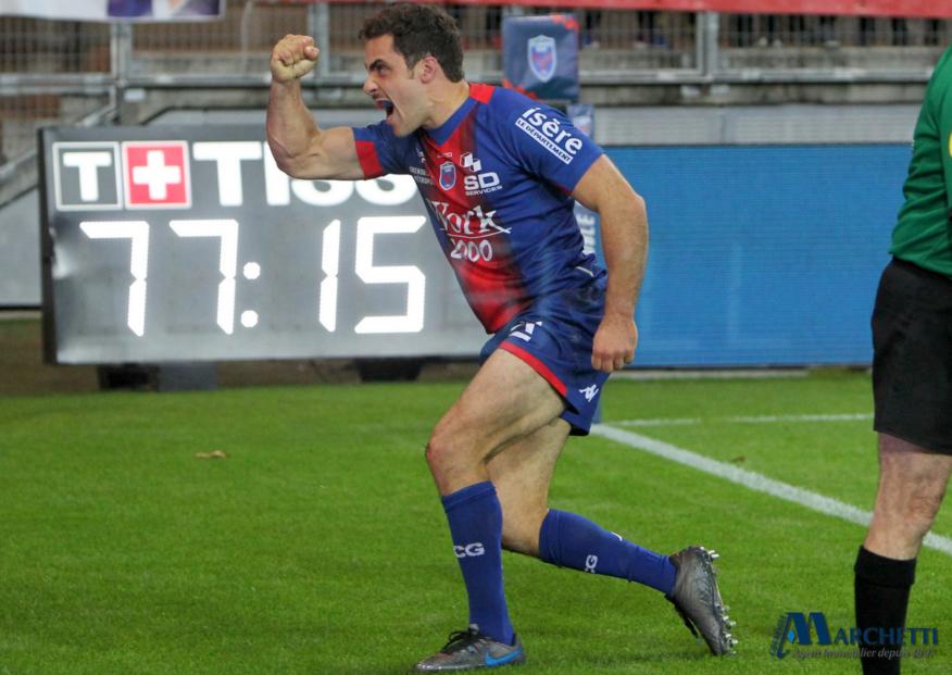 Pro D2 : Grenoble seul en tête après 11 journées