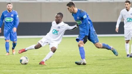 Plus d'Isérois en lice en coupe de France après l'élimination de Bourgoin-Jallieu