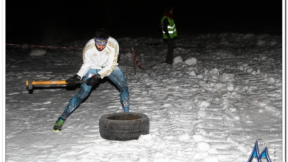 Galerie photos : Nocturne de l'Alpha Run Winter à Chamrousse