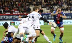 Pro D2 : Oyonnax se défait de Biarritz et grimpe sur le podium