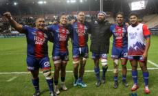 FC Grenoble : le XV de départ face à Béziers