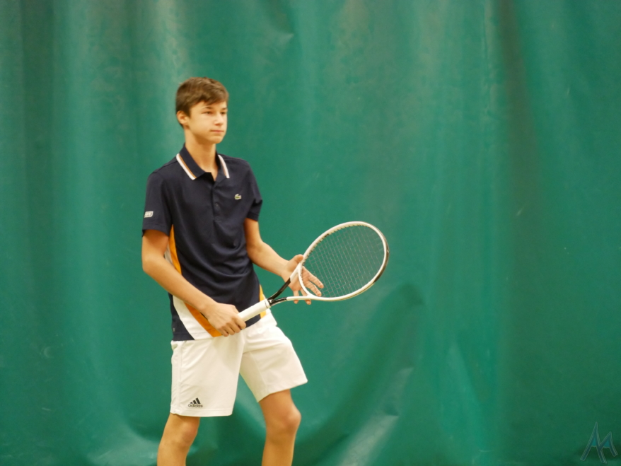Gabriel Debru remporte le 1er TMC U18 du Grenoble Tennis