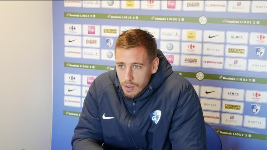 Pierre Gibaud (GF38) :  «Sochaux 4 ans de ma vie»