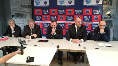 Les temps forts de la conférence de presse du FC Grenoble