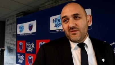 David Dussert (FC Grenoble Rugby) : Le FCG, c'est pas un jouet