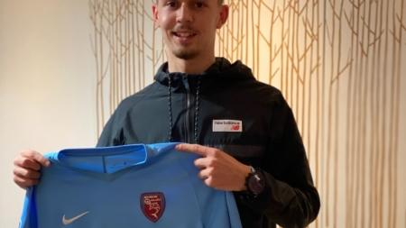#Mercato Cyril Martin Pichon (ASSE) rejoint le FC Bourgoin-Jallieu