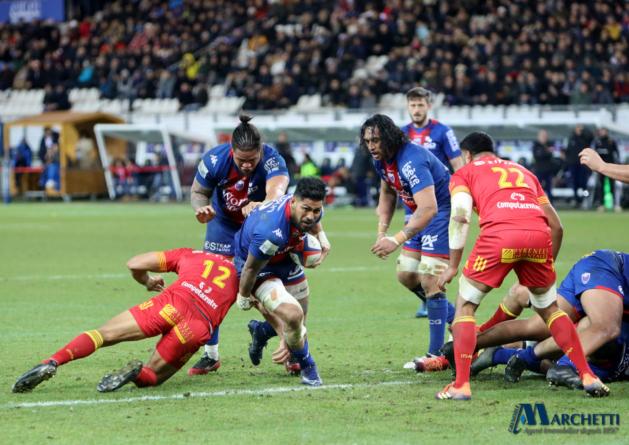 Galerie photos FC Grenoble – USAP