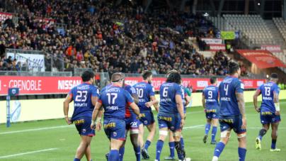 FC Grenoble : le XV de départ à Montauban