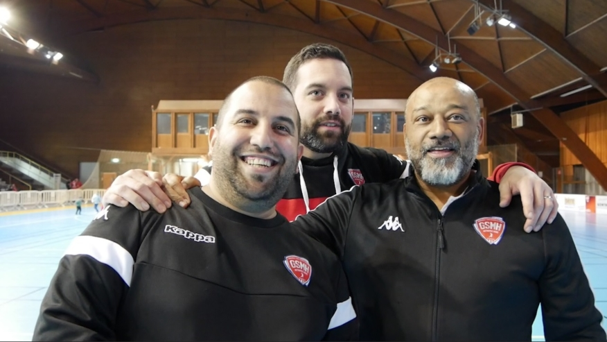 [Vidéo] – Le handball a investi Clémenceau