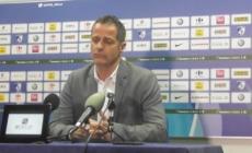 La réaction de Philippe Hinschberger après GF38 – Châteauroux (0-1)
