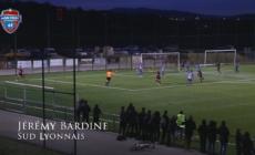 Sud Lyonnais Football – Cruas SC (2-0) : le résumé vidéo
