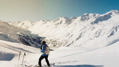 Le ski, un sport d'hiver à la mode