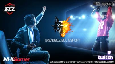Les Brûleurs de Loups de Grenoble se lancent dans le e-sport !