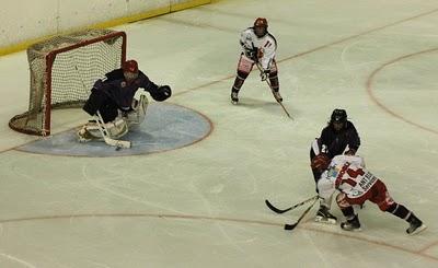 Hockey-sur-glace Coupe d'Europe féminine Les Grenobloises la tête haute