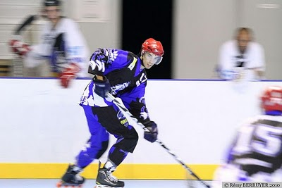 Roller-hockey Coupe d'Europe, ce week-end. Jolan Mogniat-Duclos : « Clémenceau, un lieu historique »