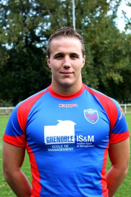 Le jeune de la semaine : Alexandre Pollard (FCG)