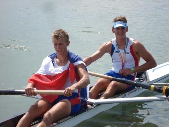 Universiade de Kazan : deux médailles en aviron