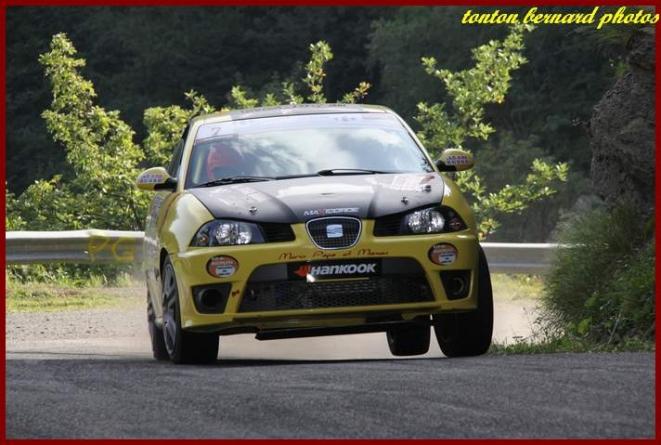 Rallye de Chartreuse : focus sur l'équipage Fagot/Nef