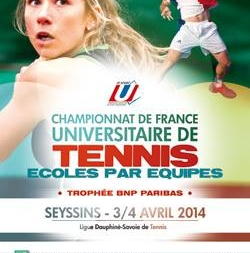 CFE Tennis : focus sur l'ESC Grenoble
