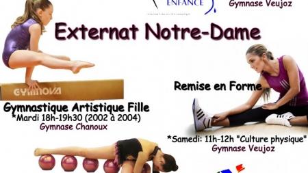 Baby Gym et Sport Santé avec le Grenoble Gymnastique