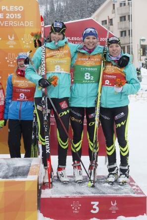 Universiade 2015 : une première médaille pour la France