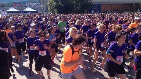 1400 participants à la Grenobloise Radiance
