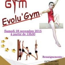 EVOLU'GYM par le Grenoble Gymnastique