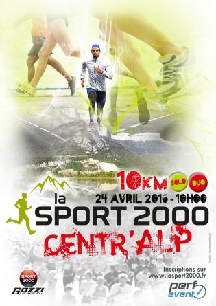 Les résultats de la Sport 2000 Centr'Alp