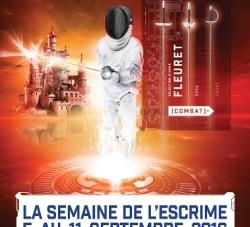 La Ligue d'Escrime du Lyonnais vous donne rendez-vous pour la Semaine de l'Escrime