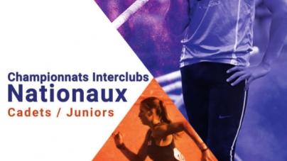 Championnats Nationaux Interclubs -20 ans le 16 octobre à Grenoble