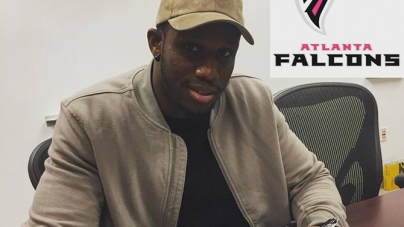 Foot US : Anthony Dablé chez les Falcons d'Atlanta