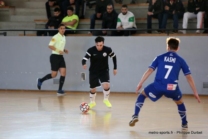 R1 Futsal – Le FC Picasso se relance