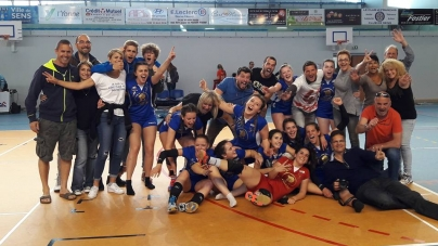 Focus sur les U20F de l'UA Seyssins Volley-Ball
