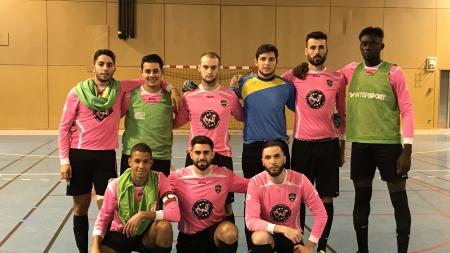 Futsal (R2) : la très bonne opération de l'AS Odyssée