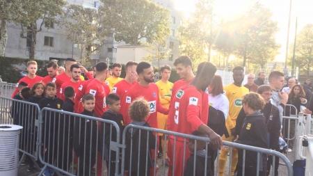Coupe : Chambéry s'est arrêté à Saint-Priest