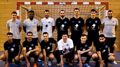Amateur Lyon Fidésien s'offre le choc contre Futsal Saône Mont d'Or