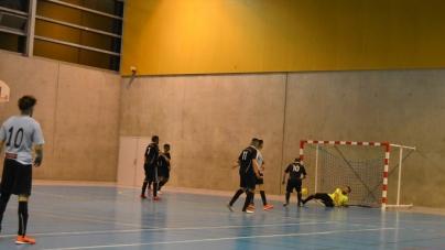Futsal R1 – Le FLAC impuissant face à la détermination de Vaulx-en-Velin