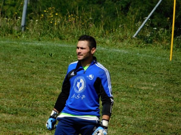 Jonathan Panepinto (ES Tarentaise) : «Un match à aller gagner !»