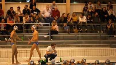 Luc Vial (Pont-de-Claix GUC Water-Polo) : «Un match à gagner»