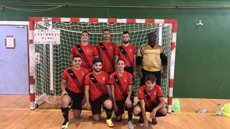 Futsal : coupe nationale au programme ce week-end