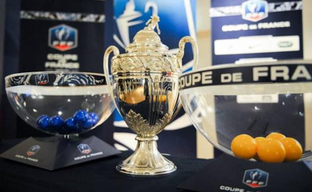 Découvrez le tirage du 8ème tour de la coupe de France