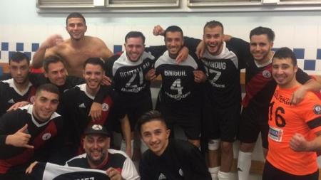 Futsal – Le FC Picasso se donne de l'air au classement