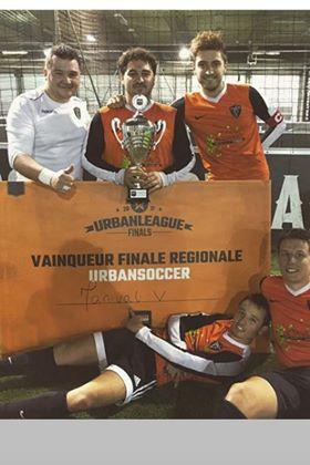 Manival V remporte la Finale régionale de l'Urban League