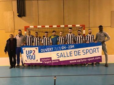 Futsal : L'AS Odyssée n'a pas craqué contre Annecy