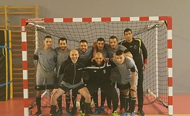 Futsal Lac d'Annecy 3 cale face à l'A.S Odyssée 2