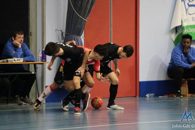 ALF Futsal – Clermont l'Ouverture : le résumé vidéo